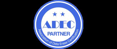 ADEC認証マーク