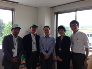 石坂産業 訪問