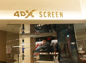 4DX SCREEN