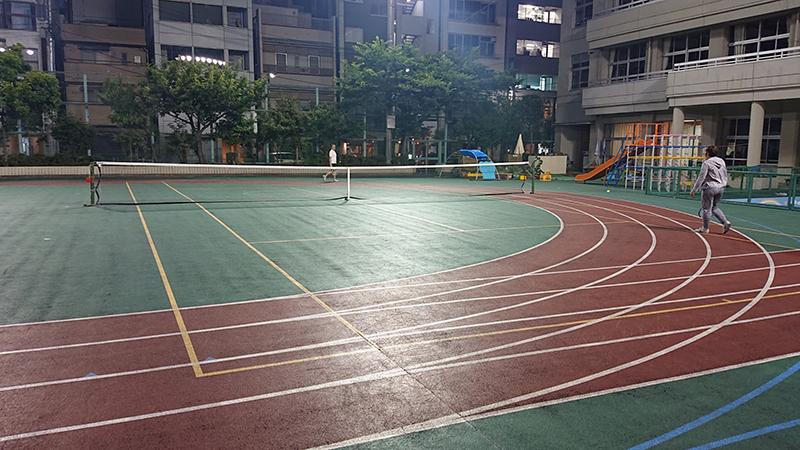 今回はテニス部!