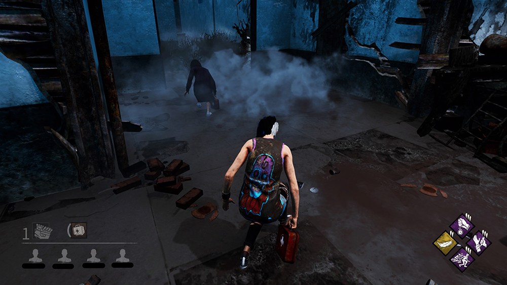 Dead by Daylight 発電機を探します