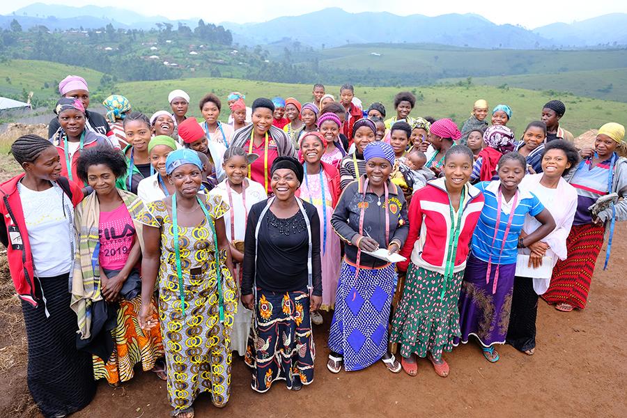 アフリカ地域における鉱物資源を巡る紛争問題へ、 認定NPO法人テラ・ルネッサンスの活動を寄付で支援します