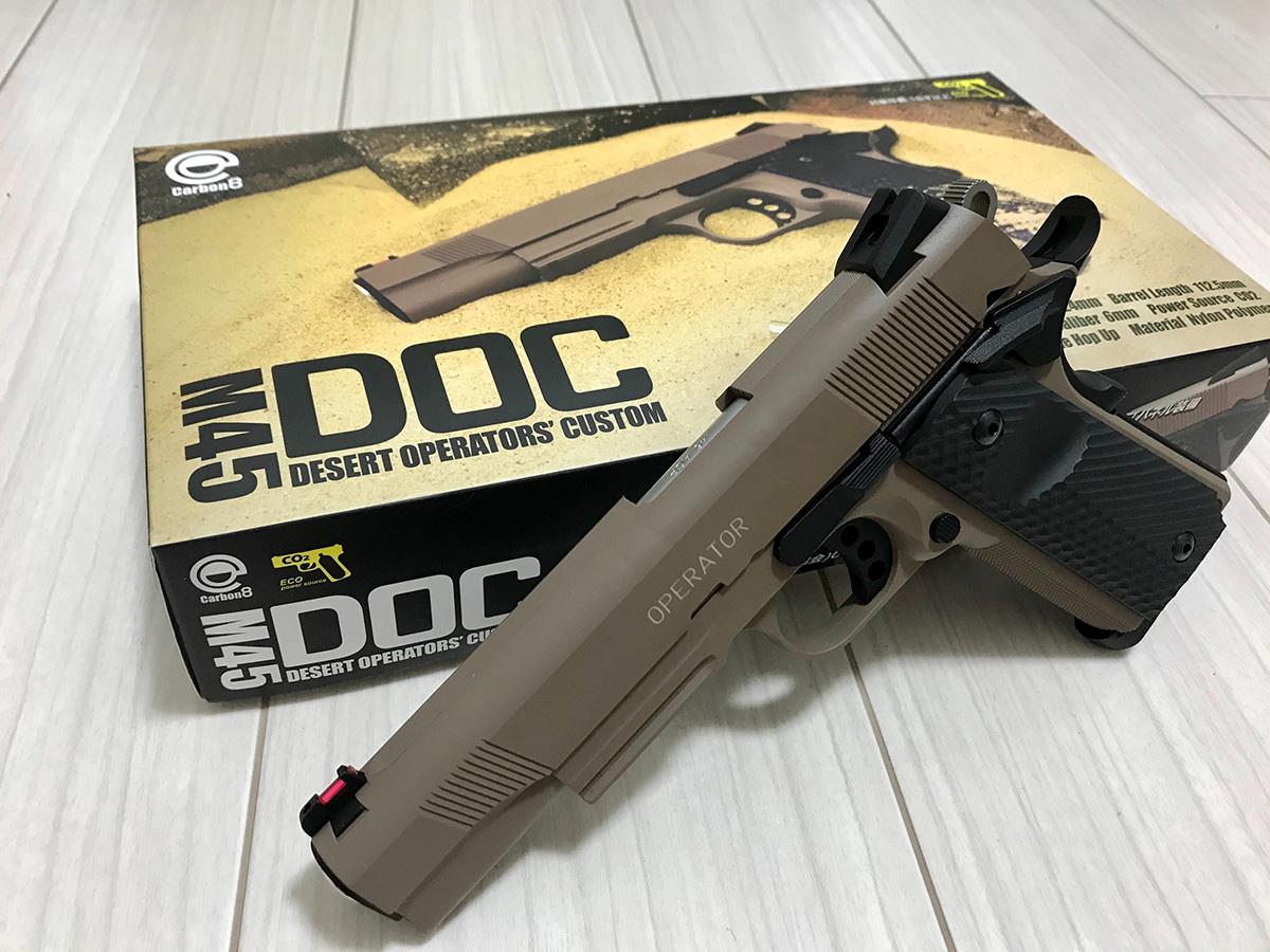 carbon8製 M45 DOC