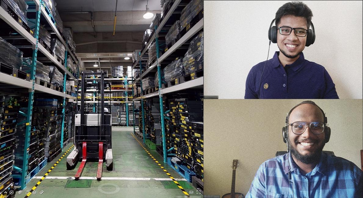 国境を越えたオンライン新入社員研修:3Dバーチャルツアーなどを活用し海外採用者の研修を実施
