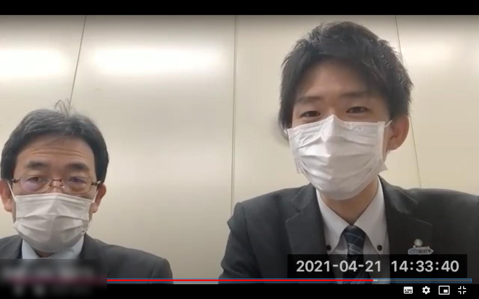 福岡市さまインタビュー